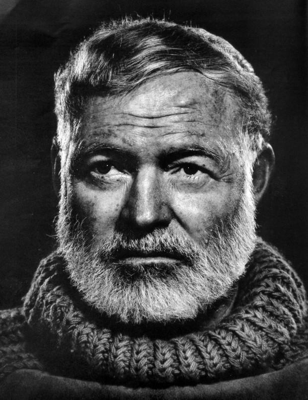 Aforizm ot Ernest Hemingway