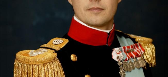 HKH Kronprins Frederik 2003