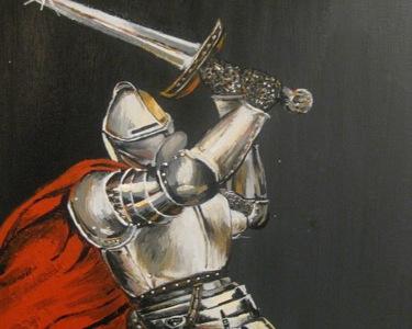 Ahrias-Knight-Painting