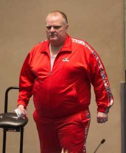 Ford track suit