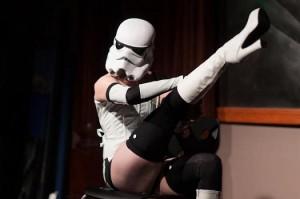Stormtrooper-burlesquer