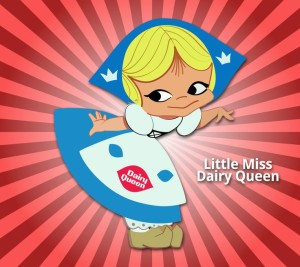 little miss dairy queen